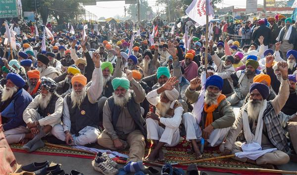 Farmers' agitation: Will decide next course of action in 2-3 days, say protesting unions
