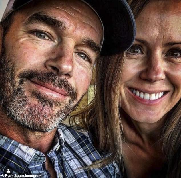 First Bachelorette Trista Sutter formed 'medical strategy' to nurse Ryan through mysterious sickness