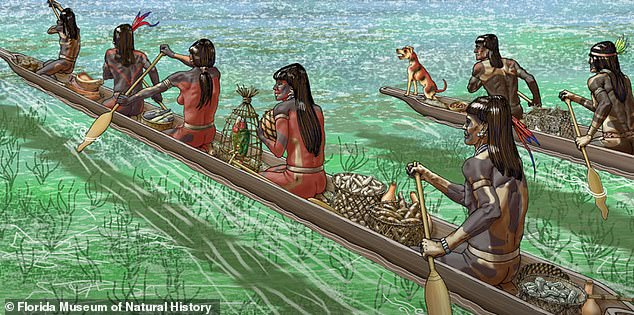 First Caribbean inhabitants wiped out by invaders from South America 1,000 years BEFORE Columbus