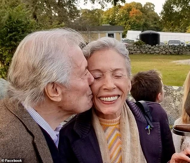 French Chef Jacques Pépin's wife Gloria 83 dies at 83 leaving him 'overcome with grief'