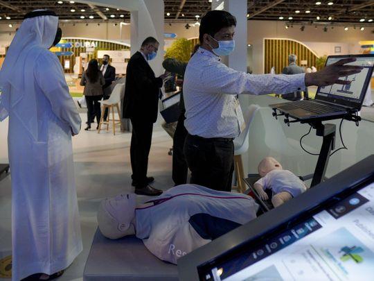 GITEX 2020 Dubai: Dubai Health Authority adds COVID-19 screening feature to its app