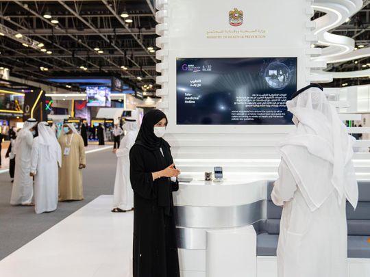 GITEX 2020 Dubai: UAE Health Ministry unveils its smart platform Reaya to track COVID-19 cases
