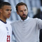 Gareth Southgate delighted Mason Greenwood fit and firing again for Man United