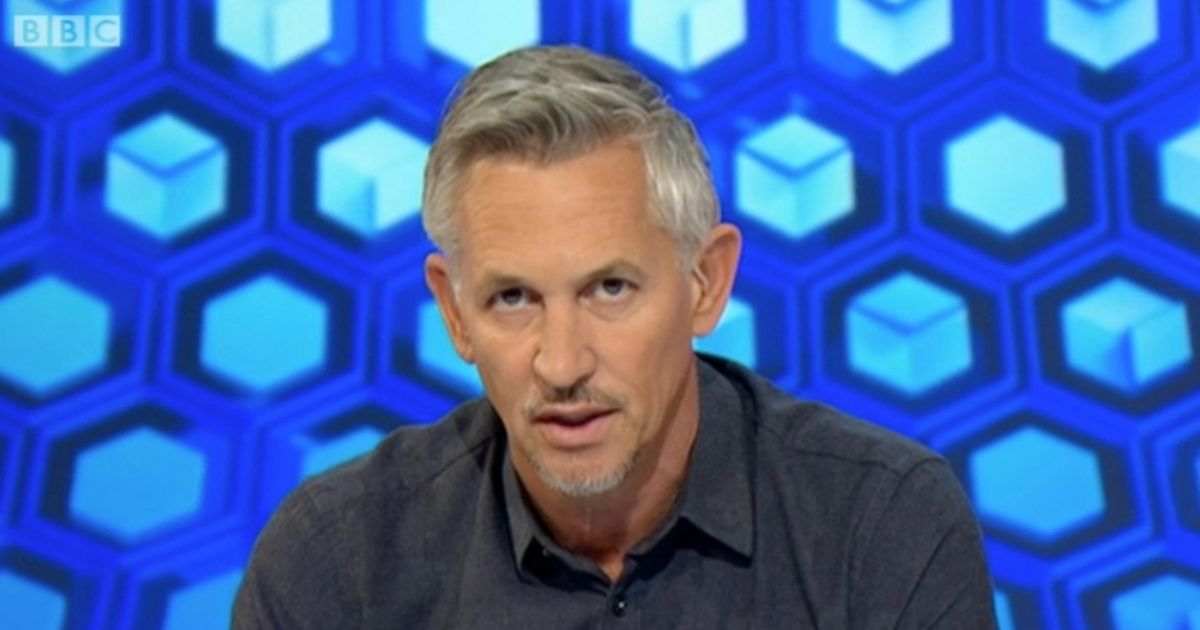 Gary Lineker's pointed message over Mesut Ozil as Arsenal thrashed by Man City