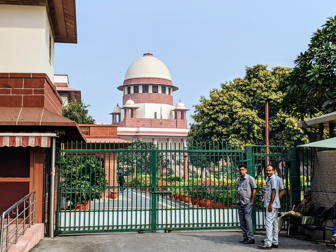 General category not 'quota'; it's open to all: SC