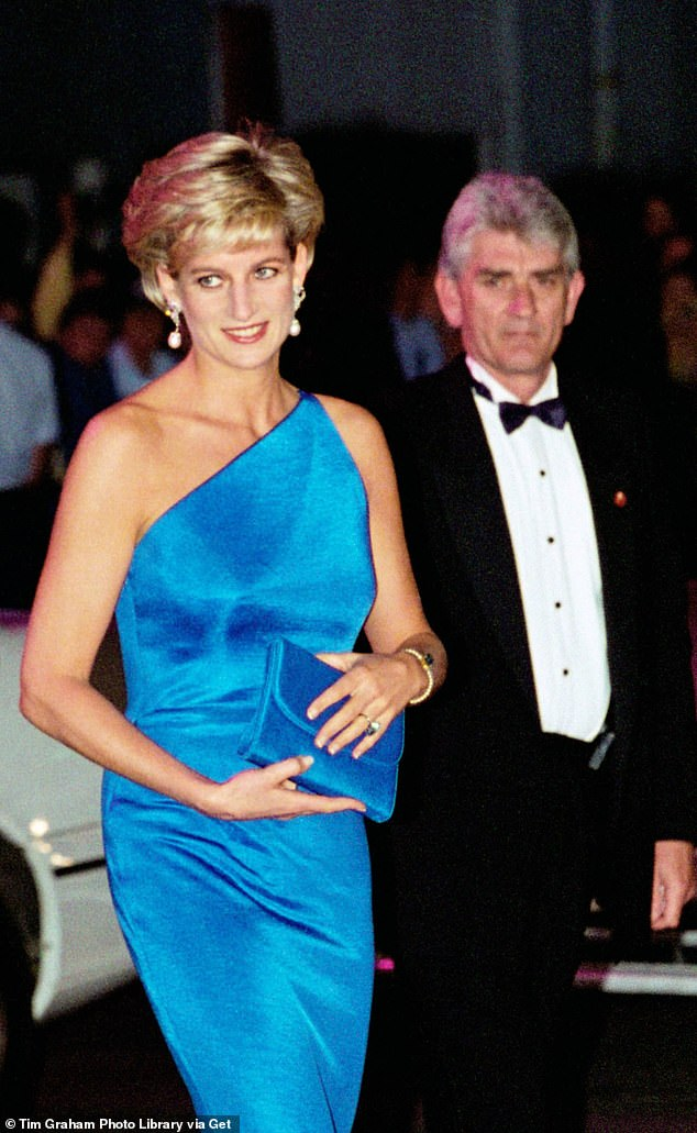 Ghouls cash in on The Crown by flogging locks of Diana's hair and a slice of wedding cake on eBay
