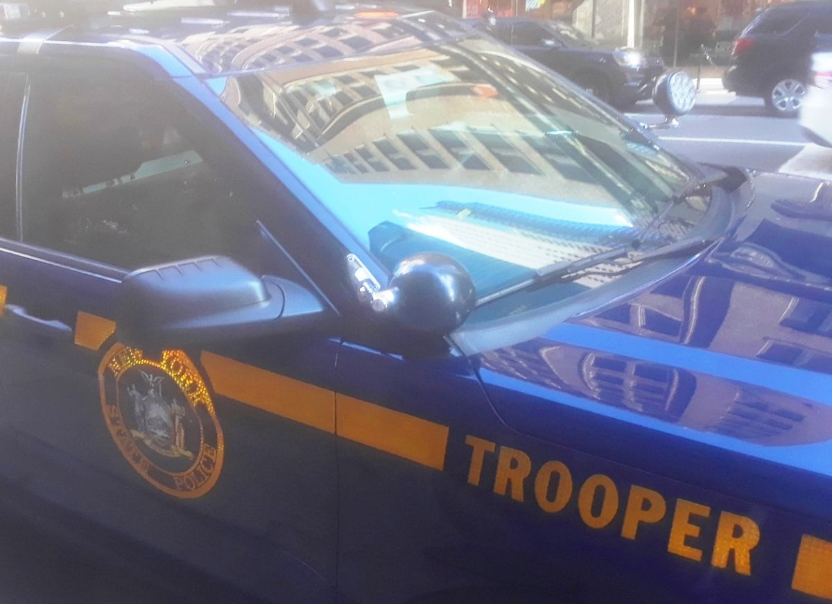 Girl died in collision with New York State Police patrol | The State