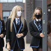 Government experts drawing up plans to vaccinate secondary pupils to curb spread of new Covid strain