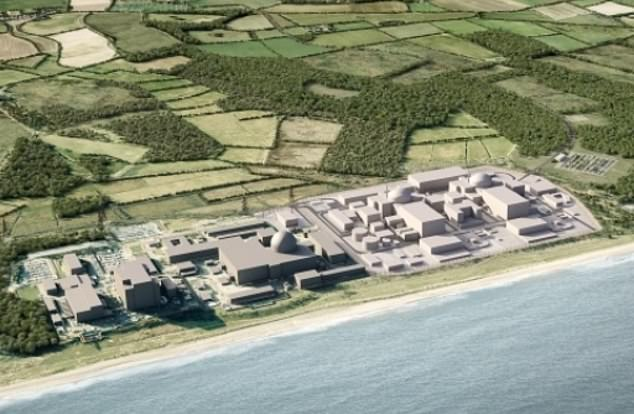 Government gives green light on Sizewell C nuclear power station