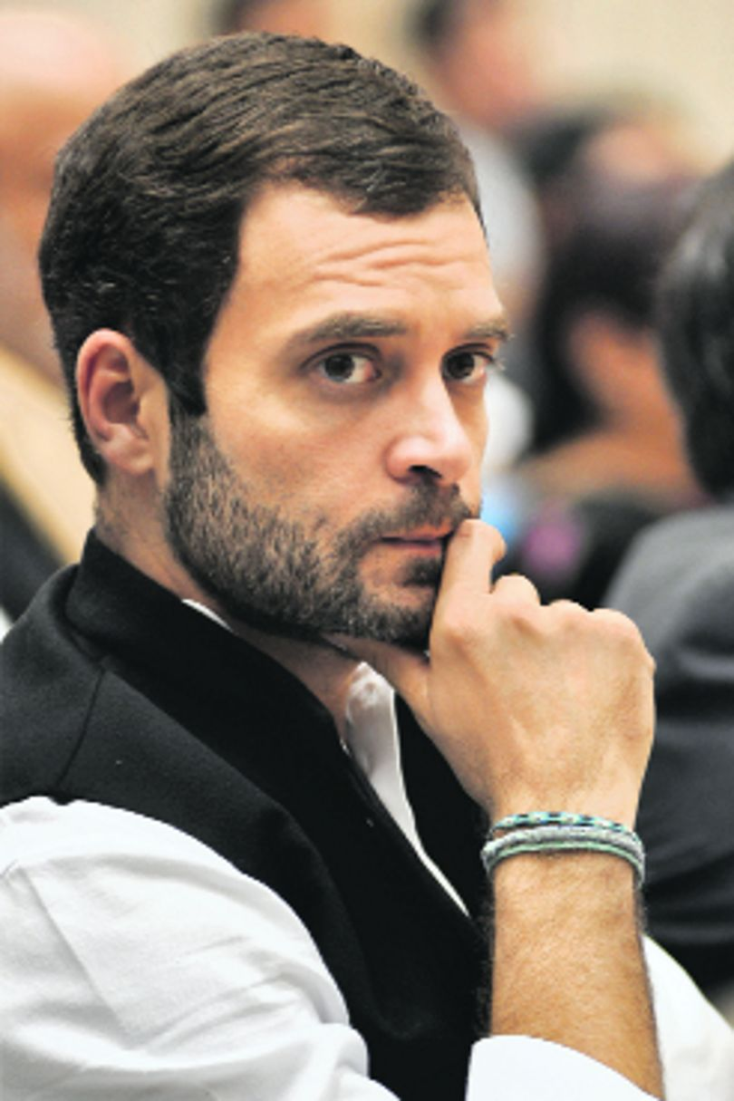 Government slams Cong MPs for walkout, Capt defends Rahul