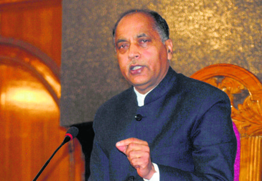 Growth, not vendetta politics, is my agenda, says Jai Ram Thakur