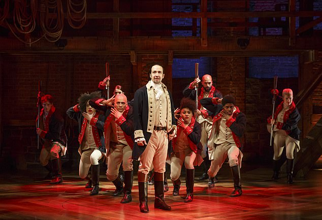 Hamilton could be first show to reopen socially distanced Broadway after COVID-19, aim for July 4