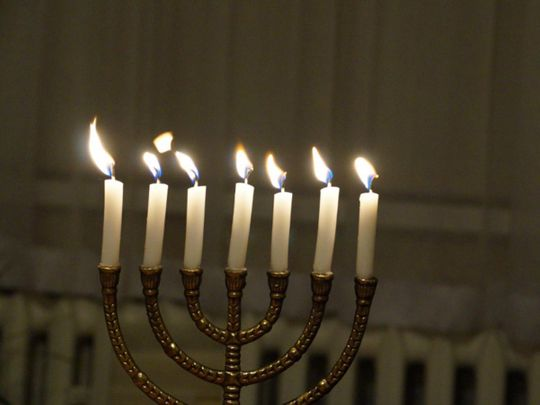 Hanukkah in Dubai: How the Jewish community is celebrating