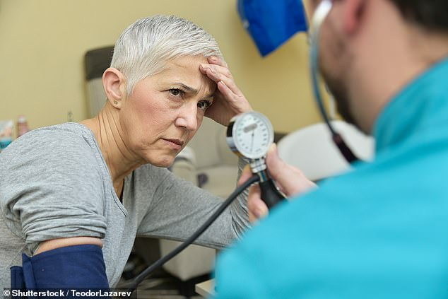Health: High blood pressure can speed up cognitive decline, study finds