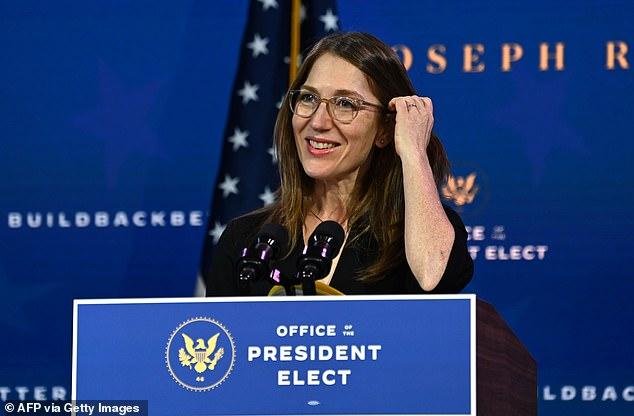 Heather Boushey co-worker bemoans appointment as Joe Biden advisor