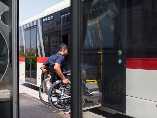 How Dubai has made public transport inclusive for people of determination