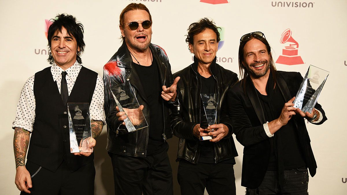 How much money does the rock band Maná have? | The State