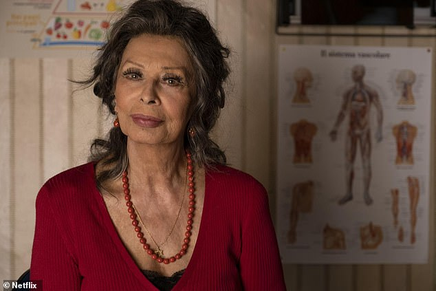 'I feel 20!' Sophia Loren says she 'doesn't believe' she's 86