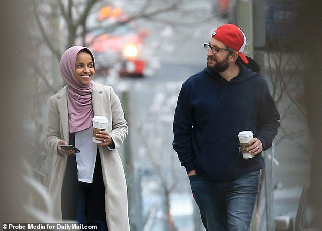 Ilhan Omar's husband received $635k in Covid-19 bailout money