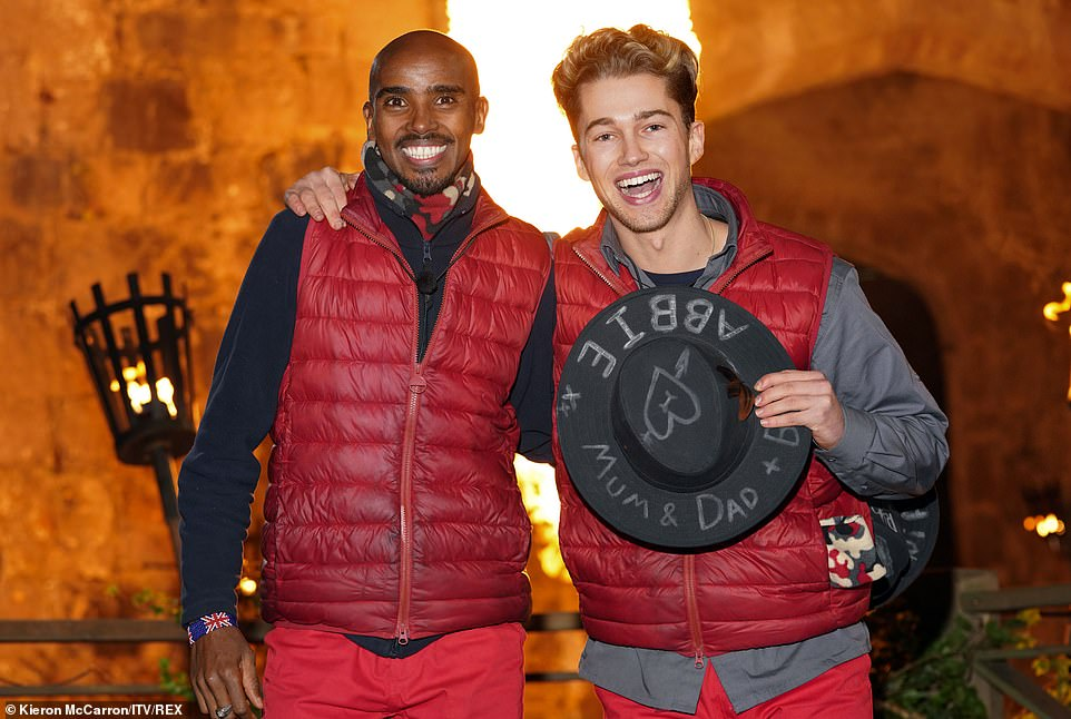 I'm A Celebrity: Sir Mo Farah and AJ Pritchard are the latest stars evicted from the castle