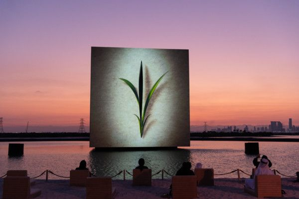 In Pictures: 'The Seed', the moving sculpture showcasing UAE's history in Abu Dhabi