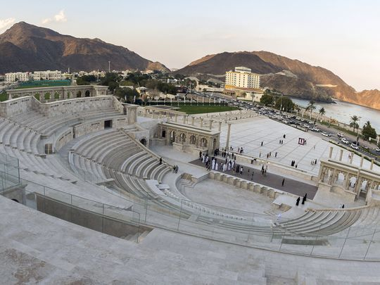 In Pictures: The newly opened stunning Khorfakkan Amphitheatre and waterfall attracts thousands