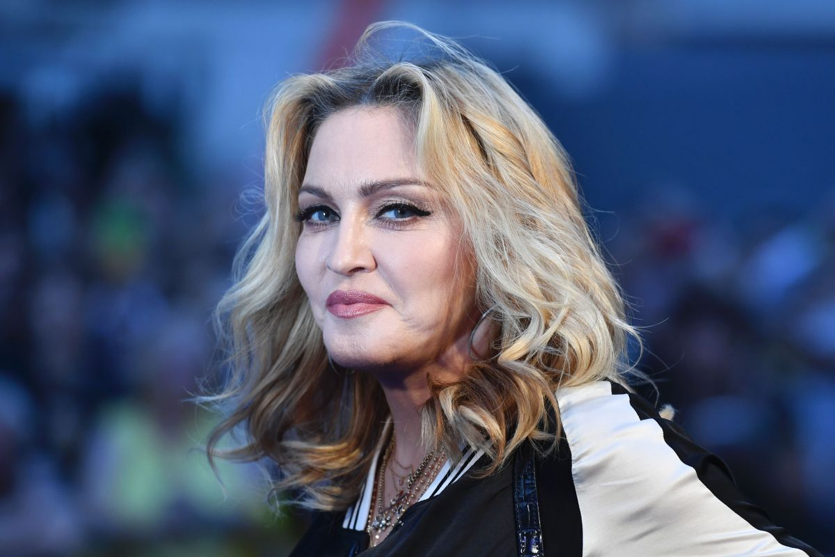 In her underwear and at 62 years old, Madonna shows off her figure and shows a scar | The opinion