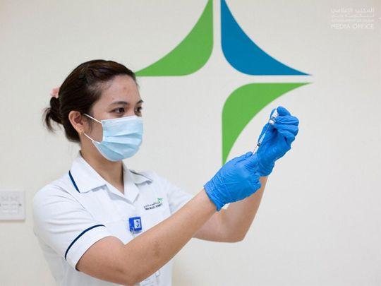 In photos: Dubai kicks off Pfizer-BioNTech COVID-19 vaccine plan