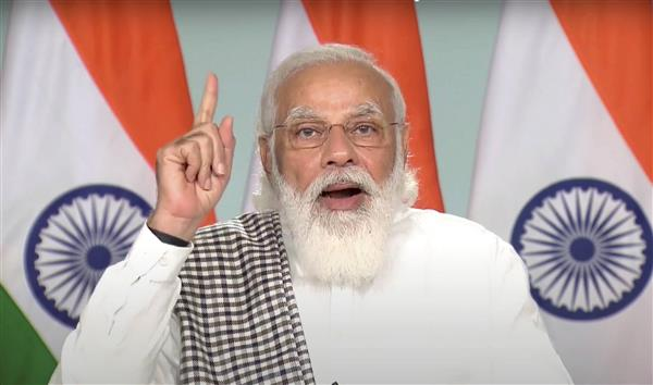 India on track to meet, even exceed, Paris Agreement targets: PM Modi