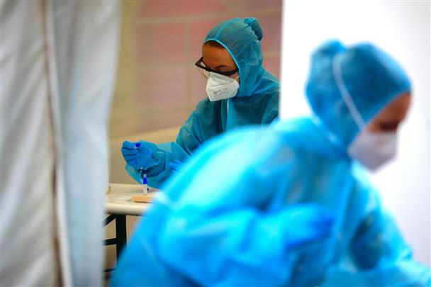 India records lowest daily rise in coronavirus cases in nearly six months