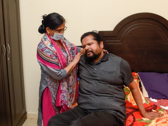 Indian expat who lost vision, survived four heart attacks and COVID-19 desperate for repatriation help