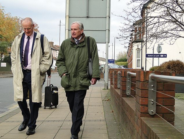 Insurance executive, 62, lifted girlfriend onto her tiptoes by the throat during violent row