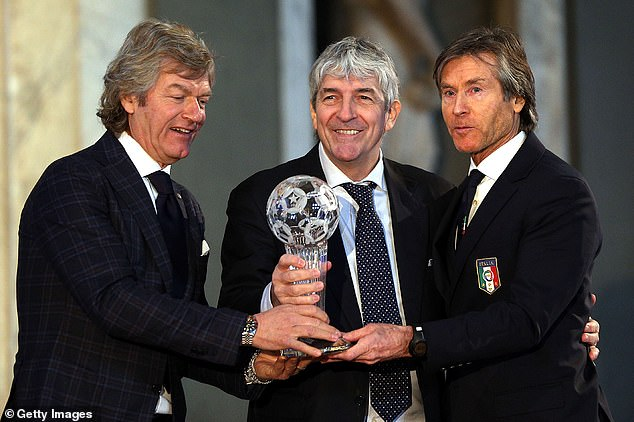 Italy legend and 1982 World Cup winner Paolo Rossi dies at the age of 64