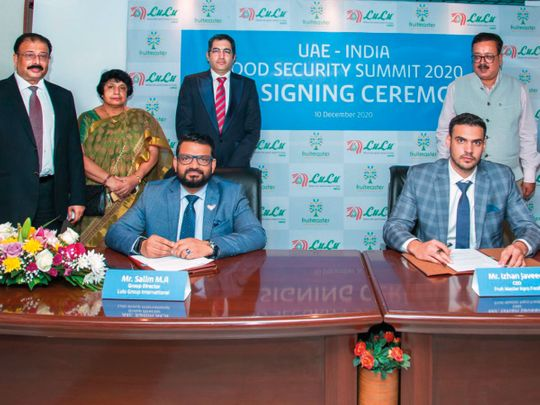J&K special report: UAE based LuLu Group to set up food processing centre in Jammu & Kashmir