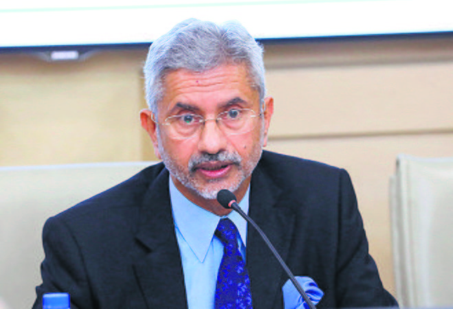 Jaishankar refuses to predict if breakthrough can be expected in Sino-India border standoff