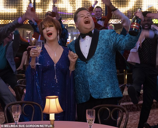 James Corden slammed for 'gross and offensive' portrayal of a gay man in The Prom