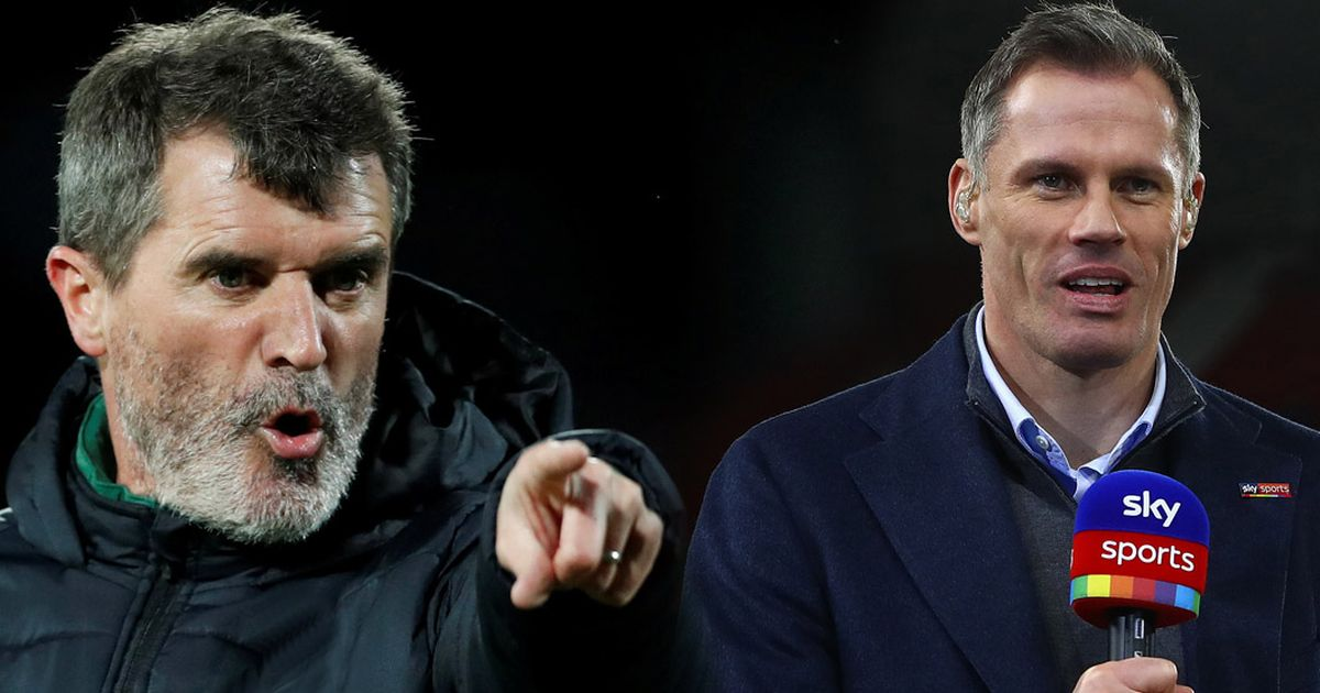 Jamie Carragher's message to Roy Keane about Bruno Fernandes proves to be true