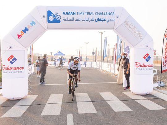 Jasim and Al Muhrizi triumph in Ajman Time Trial