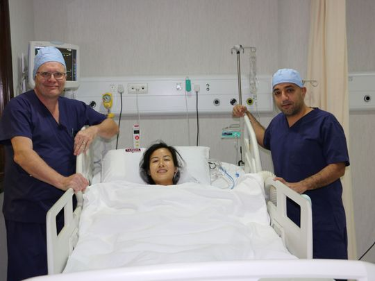 Jobless expat in Dubai gets timely Christmas gift: A free hip surgery so she can dance again
