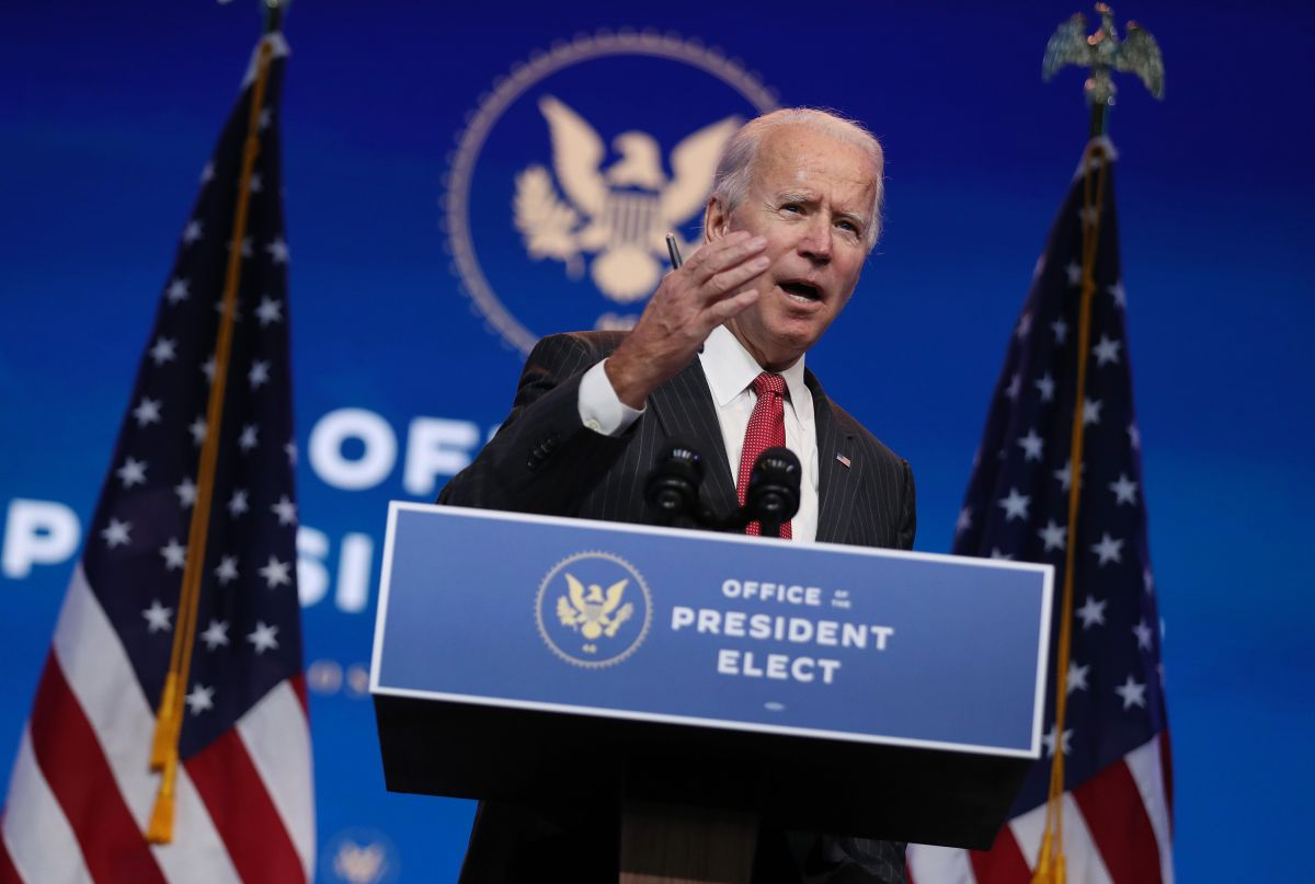 Joe Biden Celebrates Electoral College Confirmation of Votes | The State