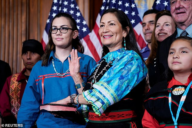 Joe Biden picks Native American Deb Haaland to lead Department of Interior
