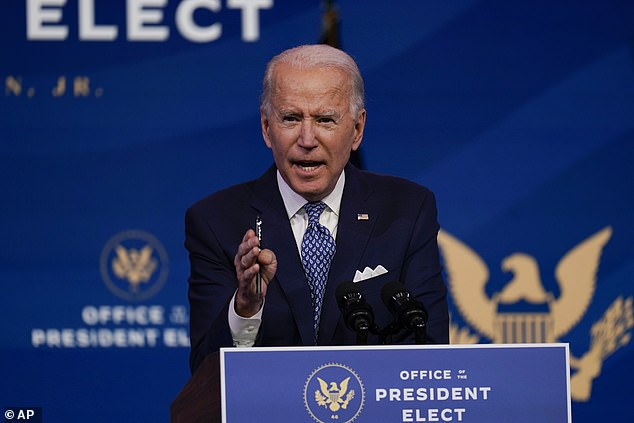 Joe Biden says he STILL believes Hunter laptop revelations were Russian disinformation