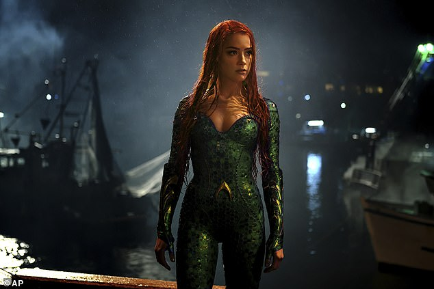 Johnny Depp 'attempted to have Amber Heard replaced from Aquaman'