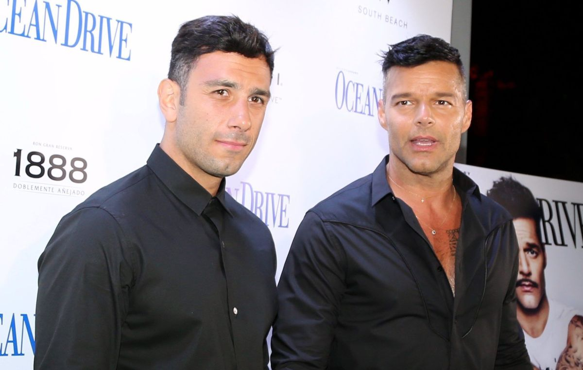"Jwan Yosef to Ricky Martin: ""Happy Birthday my soul"" 