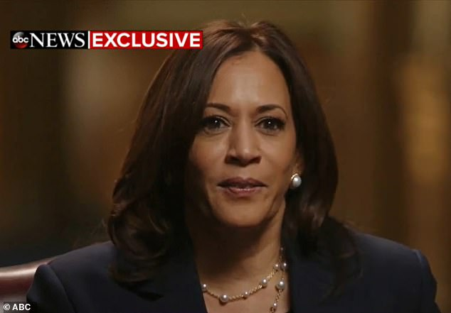 Kamala Harris praised Senate Majority Leader Mitch McConnell for accepting her and Joe Biden's victory and urged other Republicans to do the same in an ABC News interview Tuesday