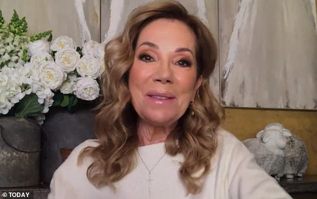 Kathie Lee Gifford got permission from Michael Kennedy's widow to write about his death