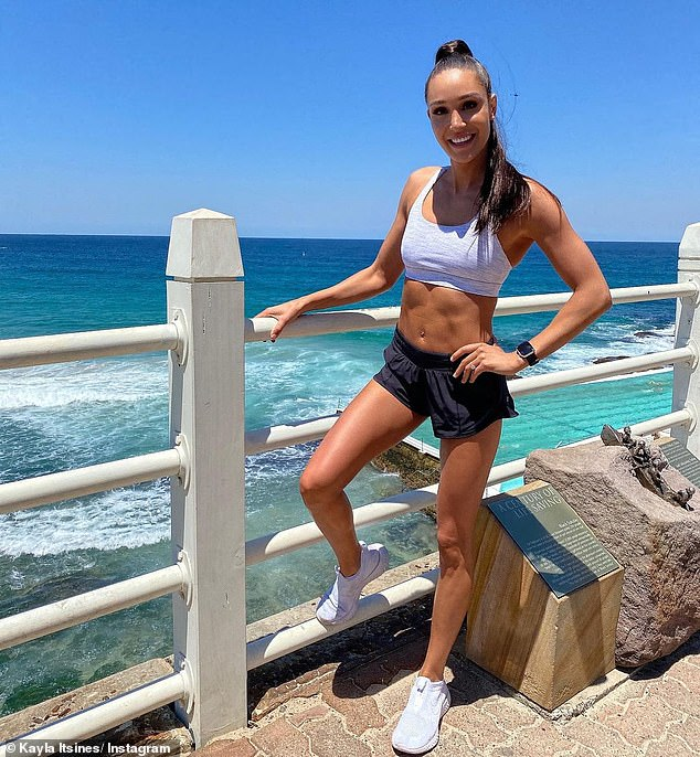Kayla Itsines reveals what REALLY happens to your body if you drink coffee first thing in morning