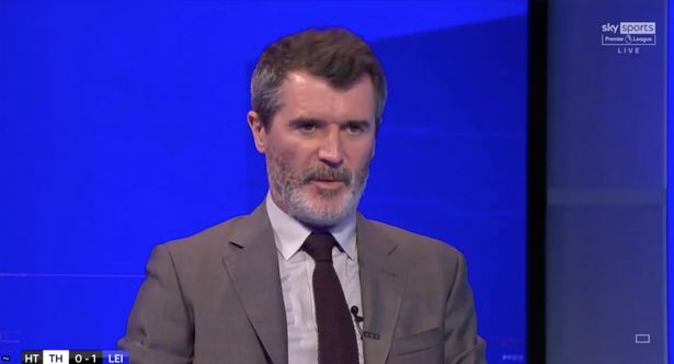 Roy Keane doesn't believe Scott McTominay's answer.