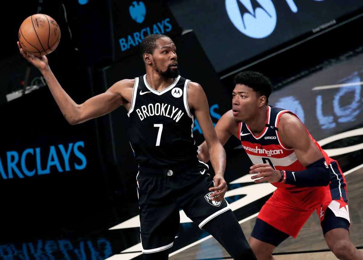 Kevin Durant finally debuts in Brooklyn: the NBA opens the season with a duel between stars seeking revenge | The State