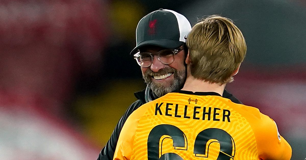 Klopp's bold Champions League declaration as he praises Liverpool youngsters